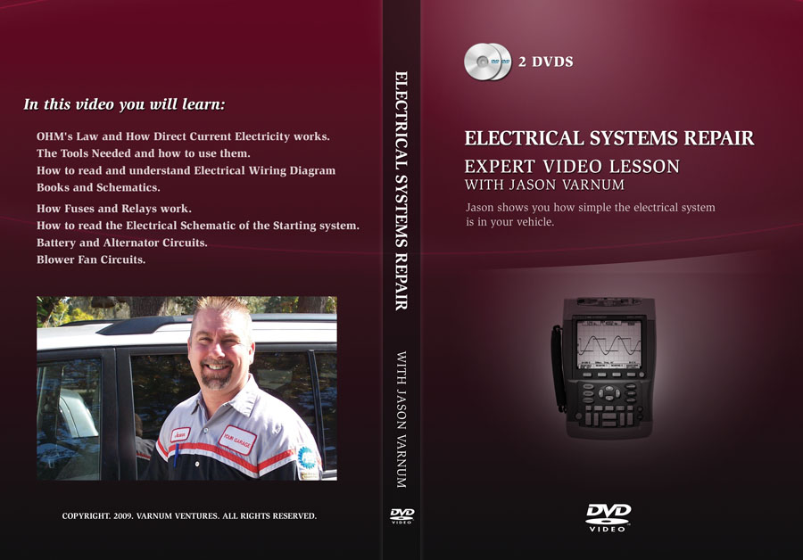 Electrical Systems Repair Course 30-day Streaming - Auto Repair DVD