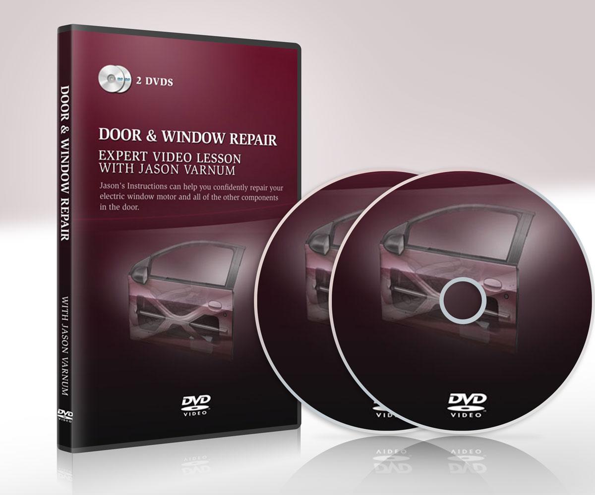 Auto Repair DVD